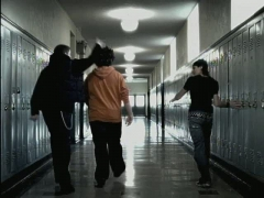 Bullying-Hallway