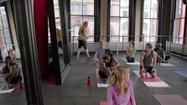 Jim Gaffigan Yoga (R618)